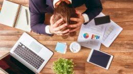 Tech stress at work