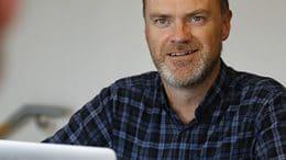 Matthew Hardill, FD at Solutionize Global